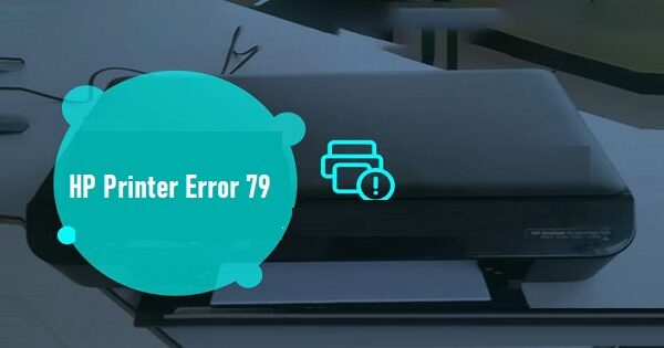 HP Printer Error Code 79