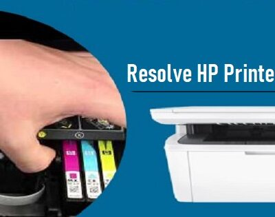 HP Printer Error E3