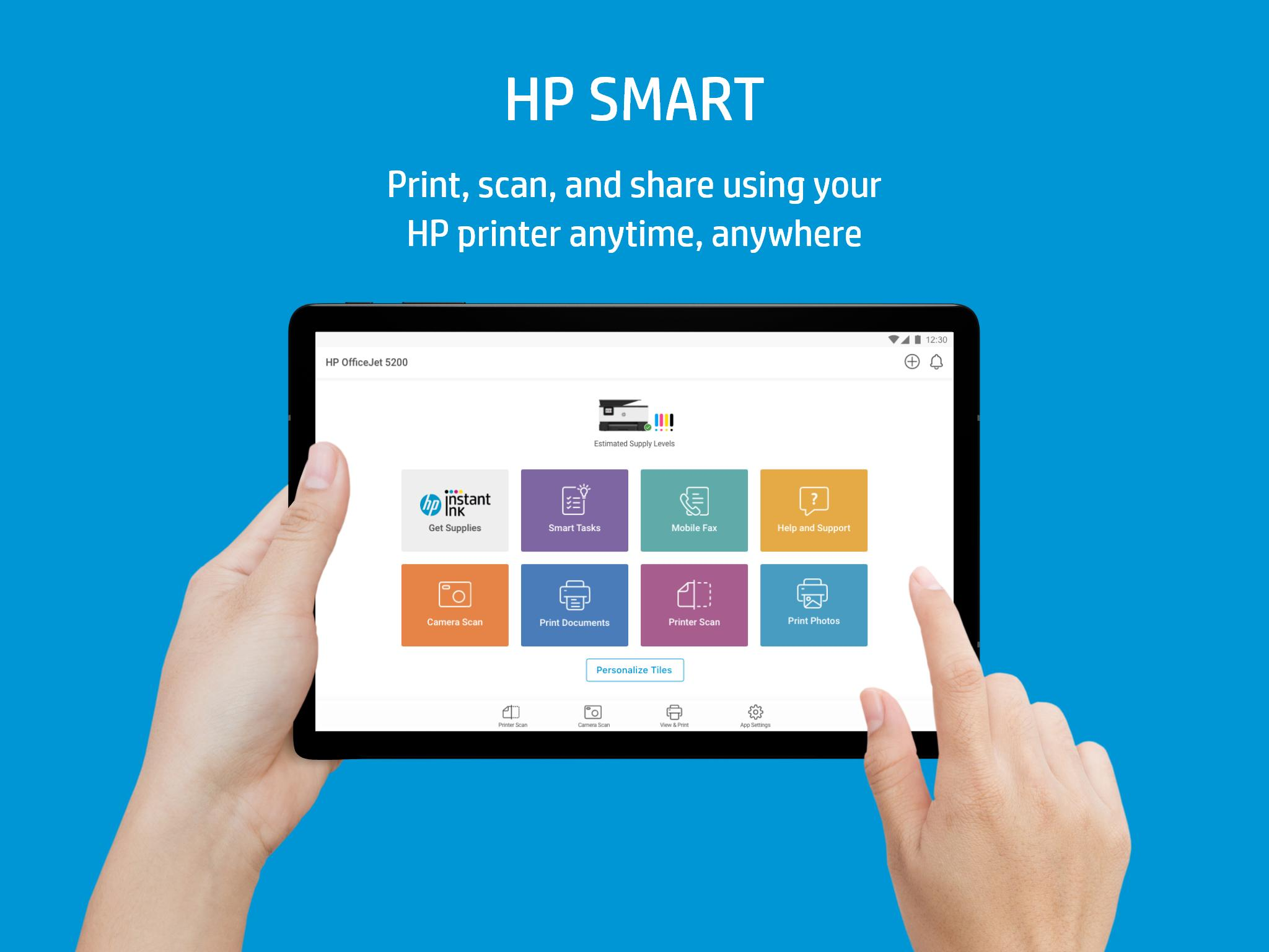 HP Smart App Setup Download