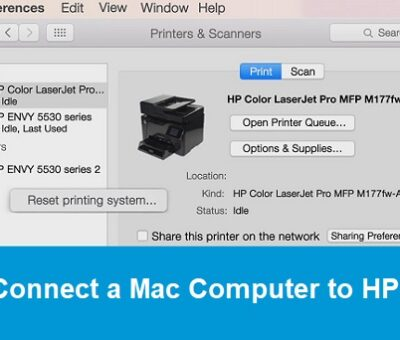 Connect-a-Mac-Computer-to-HP-Printer